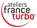 Logo atelier france turbo